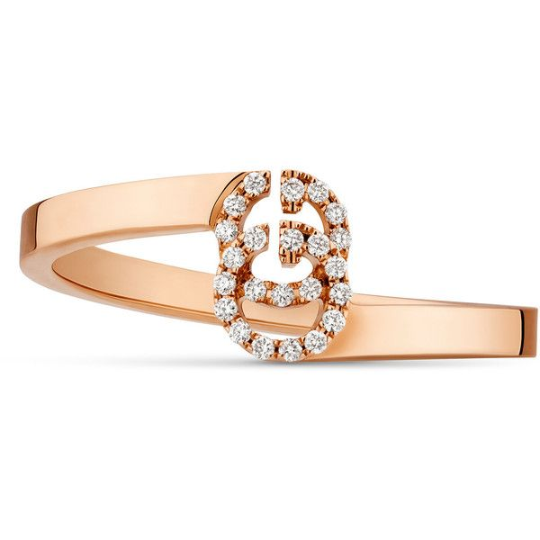 Gucci GG 18kt rose gold ring odePIL2
