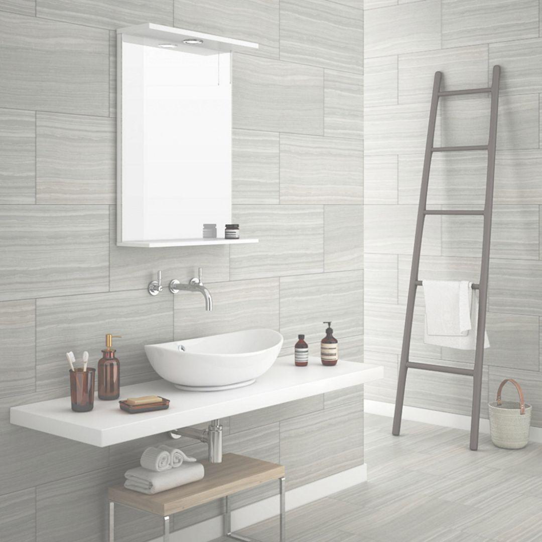 25 wonderful small bathroom floor tile design ideas to