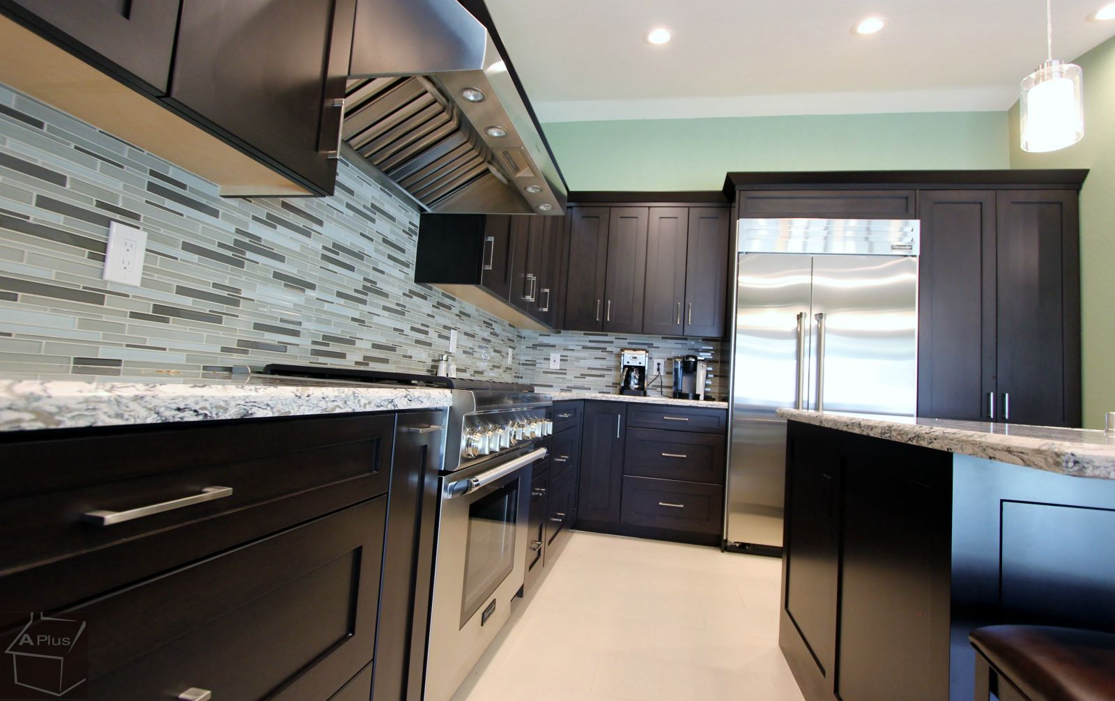 Find This Pin And More On 105   Rowland Heights   Design Build Transitional Kitchen  Remodel.