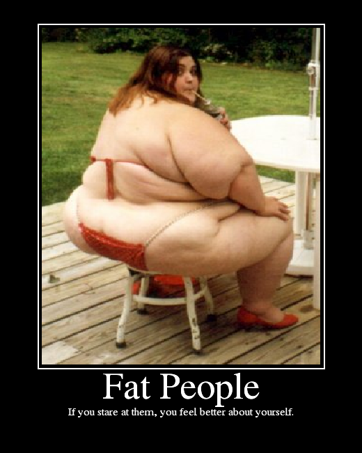 Funny Fat People Picture