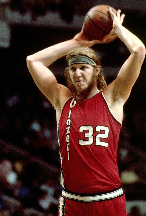 The Big Redhead Bill Walton  fb9abe857