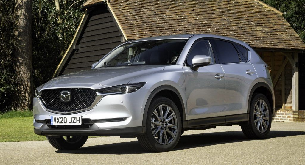 2020 Mazda CX5 Gets New Engine Tech And Polymetal Grey