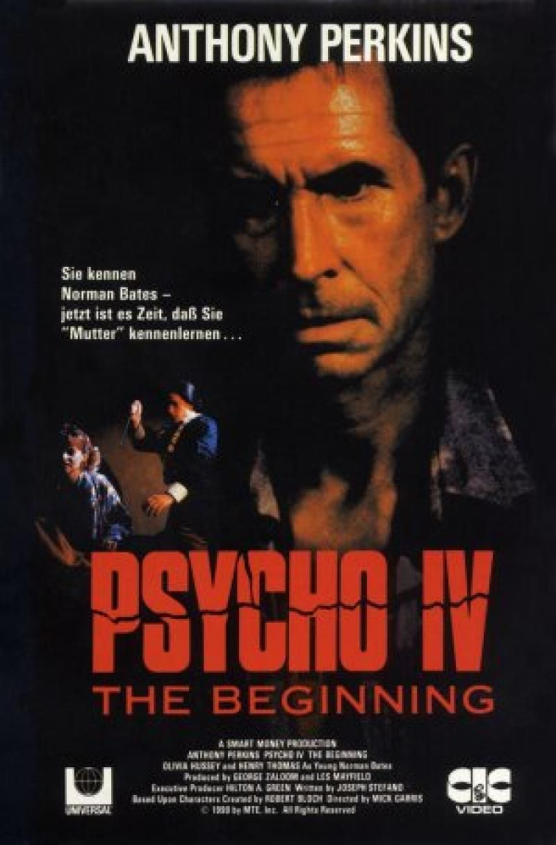 Psycho 4 Horror Favorites Classics American Horror