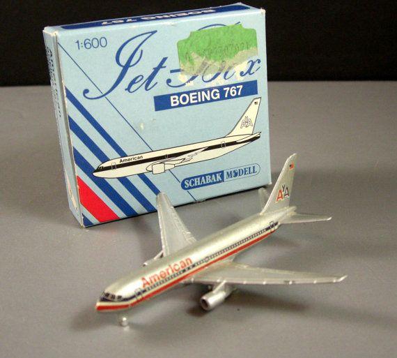 Schuco Schabak Die Cast Promotional Model Jet by Successionary, $11.97