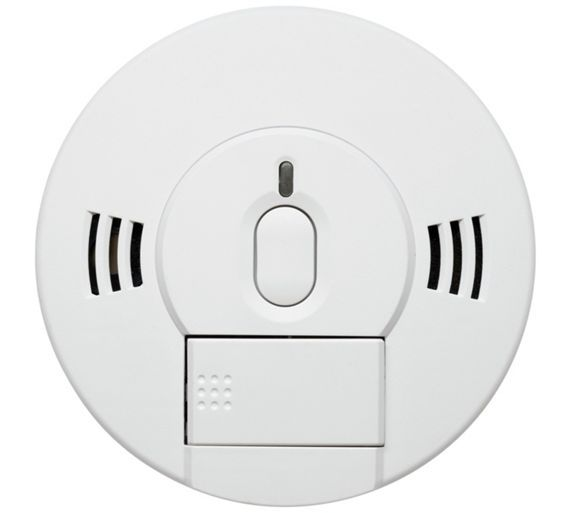 Christmas with a Best Buy smoke alarm