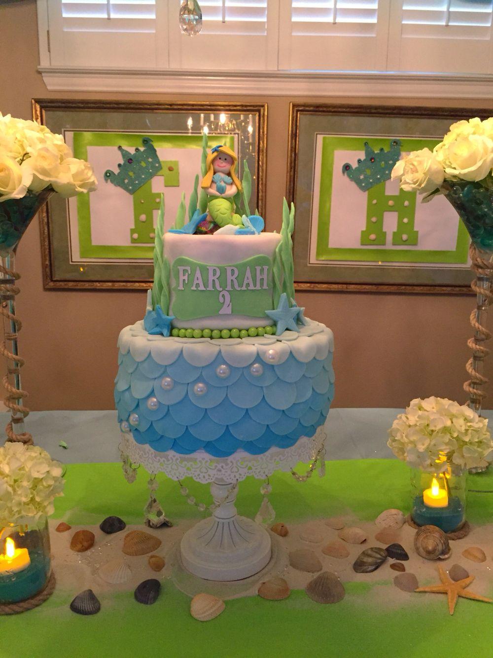Mermaid princess cake princess cake mermaid princess