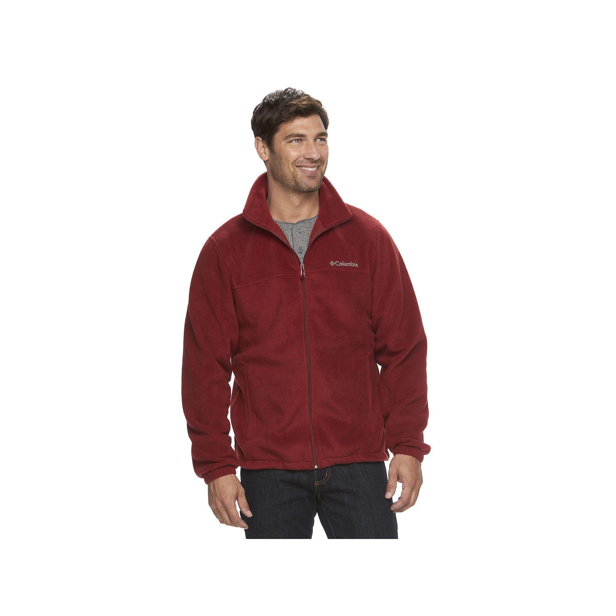 Columbia big u tall flattop ridge fleece jacket columbia and products