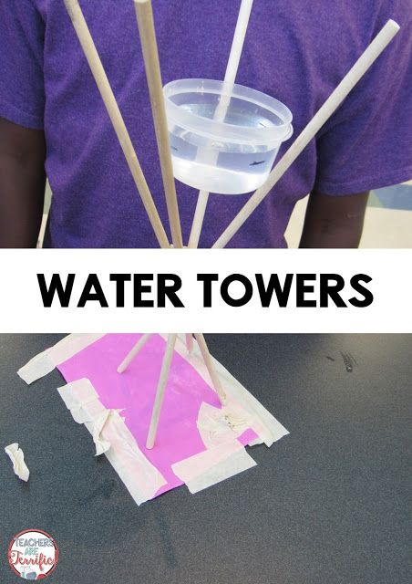 how to build a water filter science project