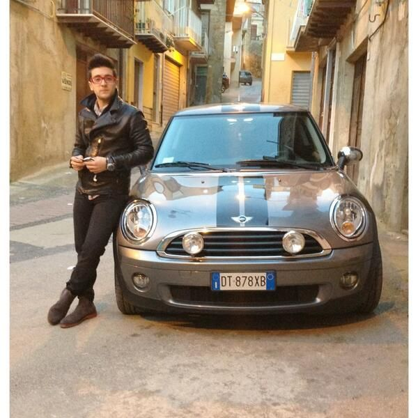 photo of Piero Barone Mini Cooper - car