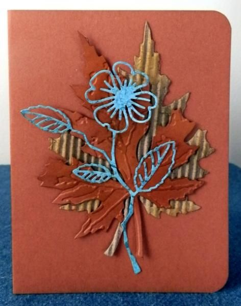FS434 - Fall Bouquet by BobbiesGirl - Cards and Paper Crafts at Splitcoaststampers
