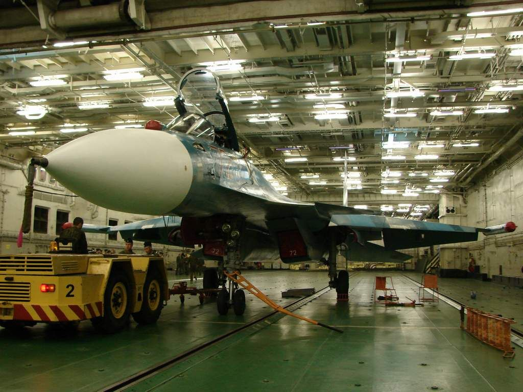 Su 33 Flanker D Su 27k Sea Flanker Fighter Jets Aircraft Carrier Fighter Aircraft