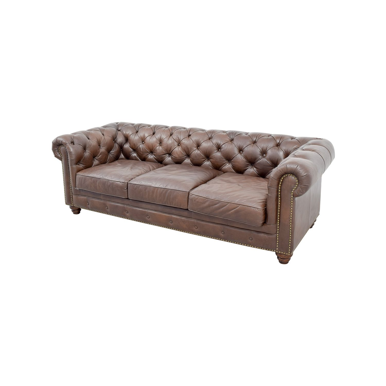 Bellanest Stevens Leather Sofa