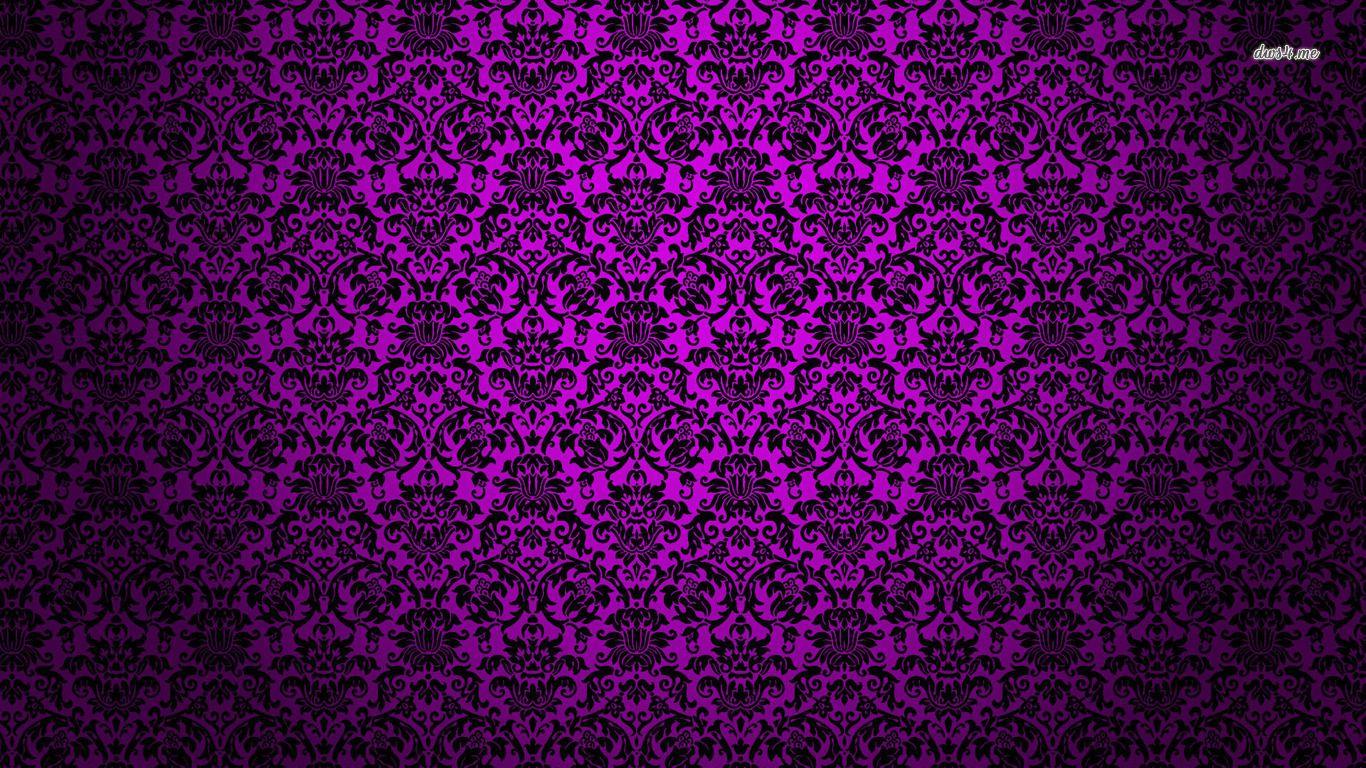 Purple flower pattern wallpaper 0ea hd wallpaper blue wallpaper purple flower pattern wallpaper 0ea voltagebd Gallery