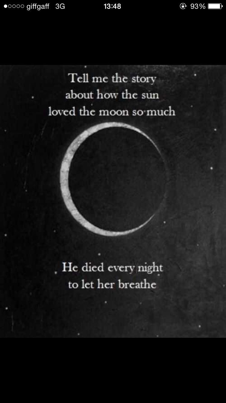 Sun And Moon Quotes Pinederlie On Tattoo  Pinterest  Tattoo