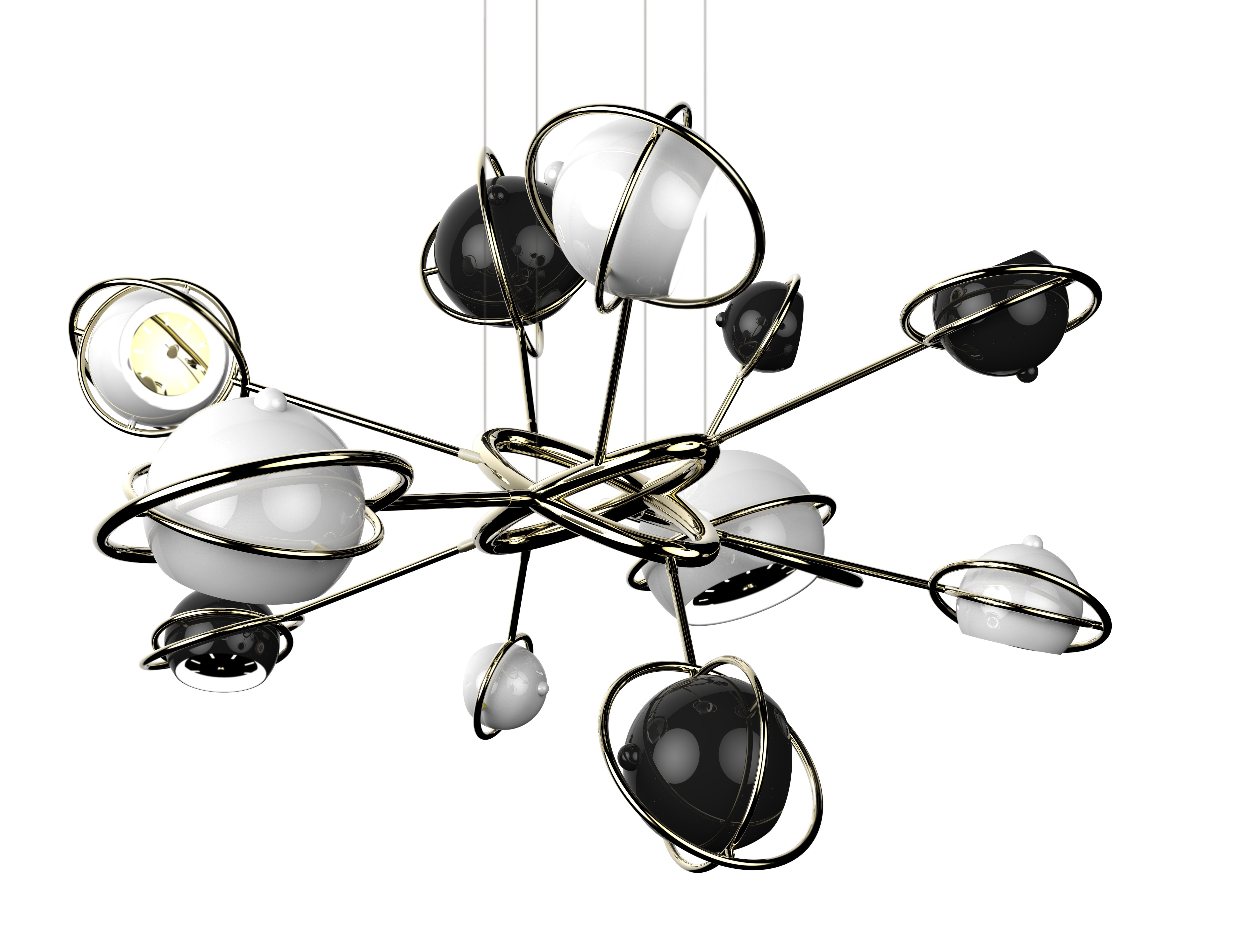 Cosmo a ceiling lamp for the universe cosmos ceilings and bedrooms cosmo a ceiling lamp for the universe new york design agenda aloadofball Image collections