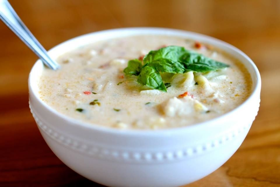 Did You Know? Chicken Soup was once considered an aphrodisiac in the Middle  Ages!   Food, Tuscan soup, Tuscan chicken