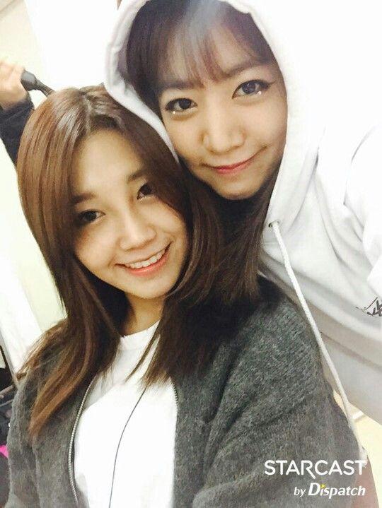 Eunji, Namjoo!