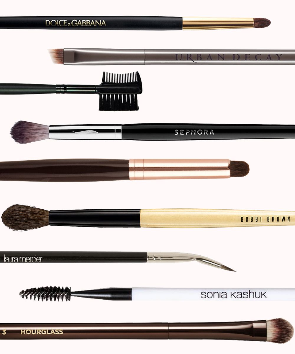 Your Comprehensive Guide To Eye Makeup Brushes Eye Makeup