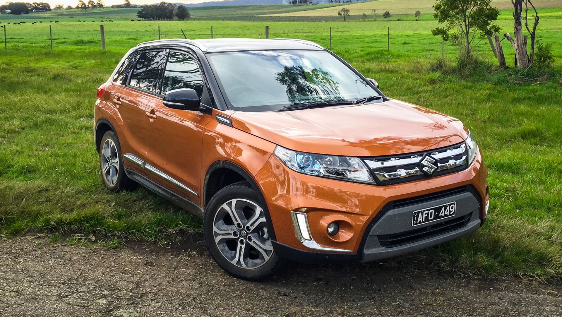 The Suzuki Vitara returns this week to the booming small SUV segment it helped create way back in 1988, armed with interesting design and some very sh...