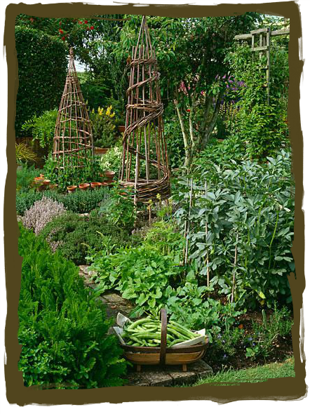 u0026quot a potager is a french