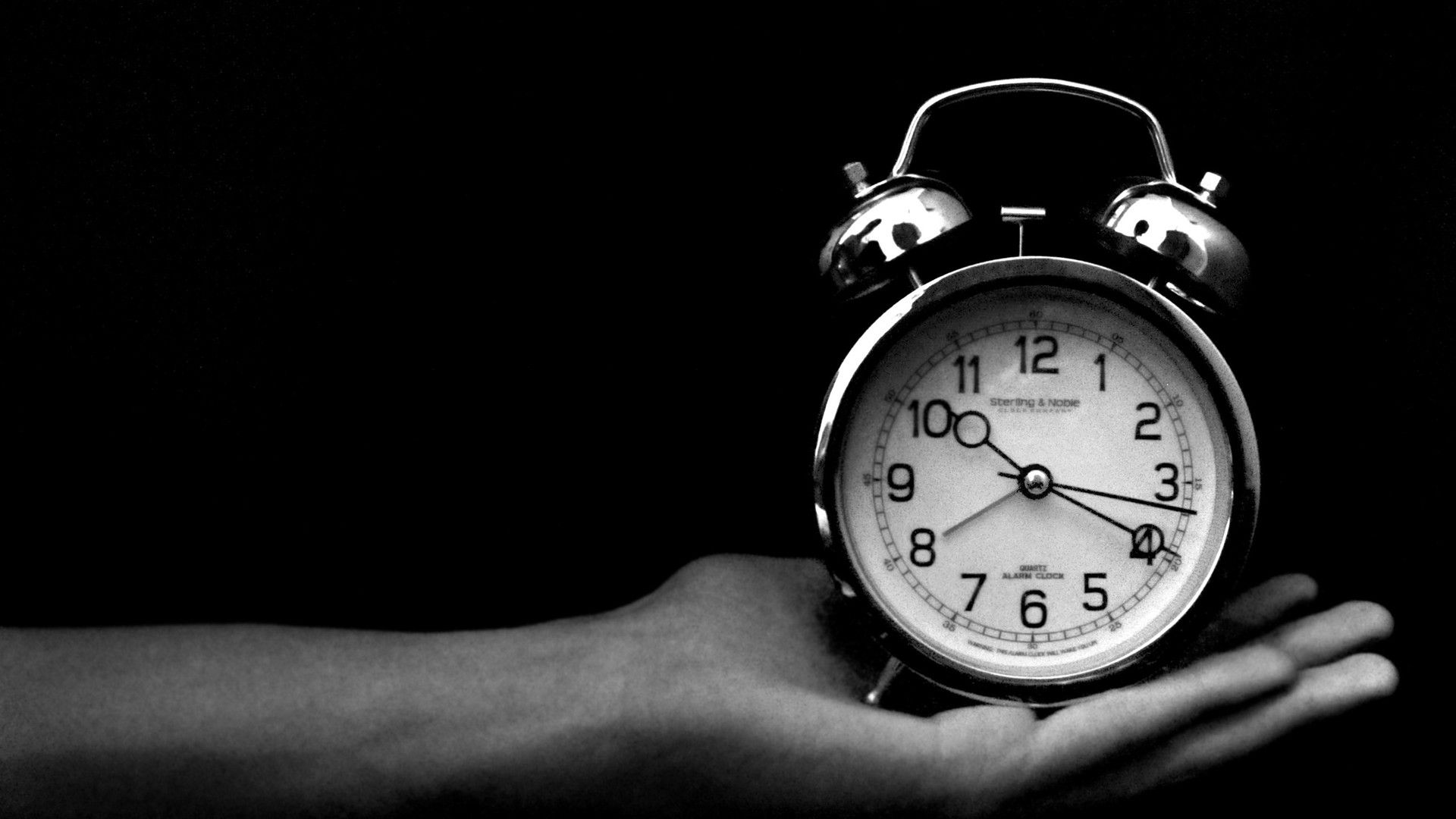 17 Best Images About Black And White On Pinterest Cats Behance Clock Wallpaper Alarm Clock Black And White Background