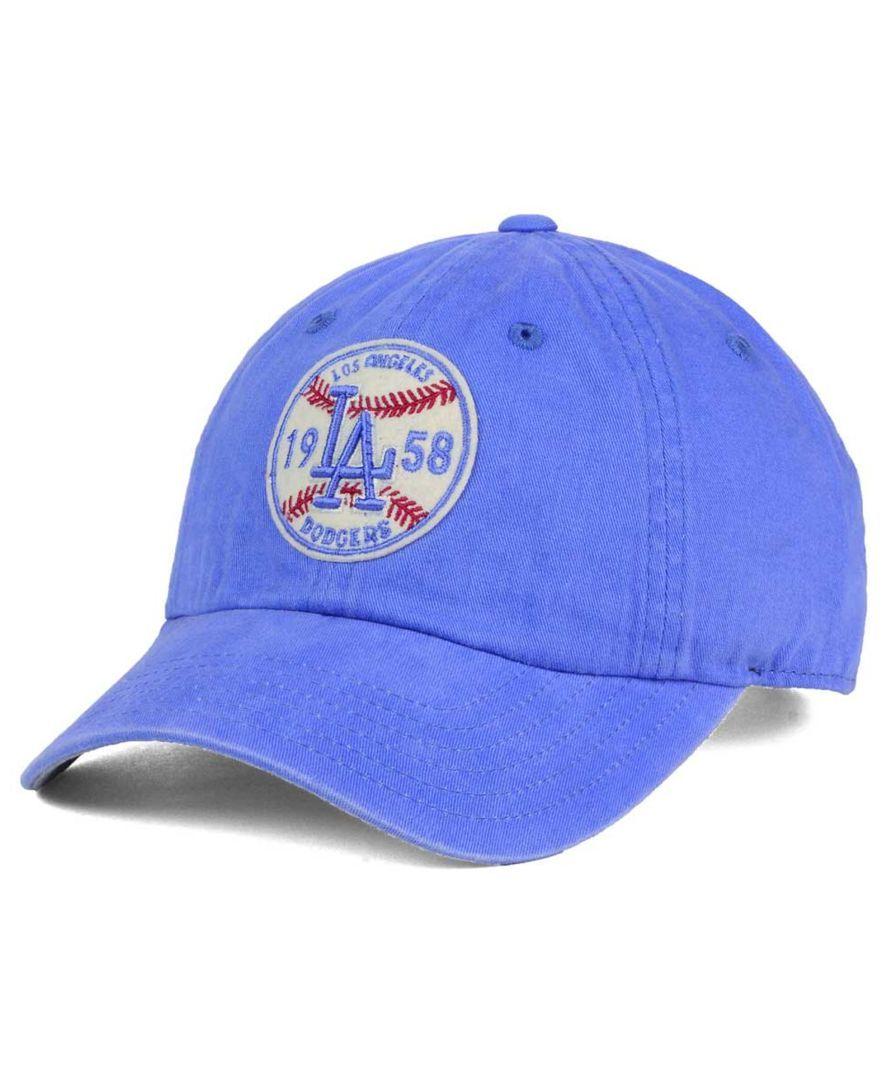 28ff0dc7ede2d American Needle Los Angeles Dodgers Am Hardball Iii Cap