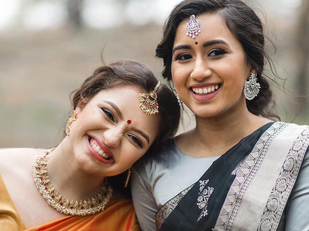 These Brands Celebrates Sisterhood With Stunning Sarees Stunning Girl Poses Celebrities Plus, you never know what the result will be. stunning sarees