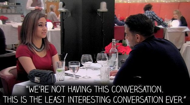 "The 19 Most Uncomfortable Moments From ""First Dates"" Series Three"