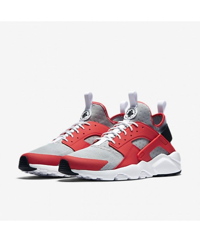 great look huge selection of new lifestyle Nike Air Huarache Ultra Max Orange/Wolf Grey/Anthracite ...