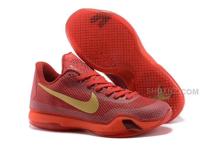 http   www.shoxnz.com cheap-nike-kobe-10-red-gold-for-sale-online ... 692d711438