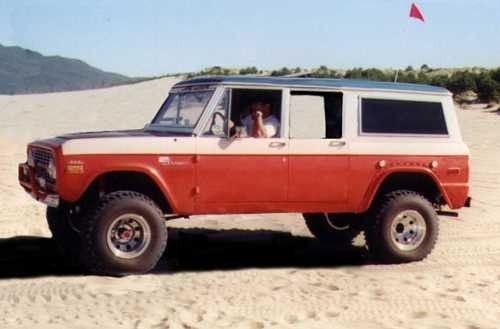 4 Door Bronco Ford Bronco Bronco Old Ford Bronco