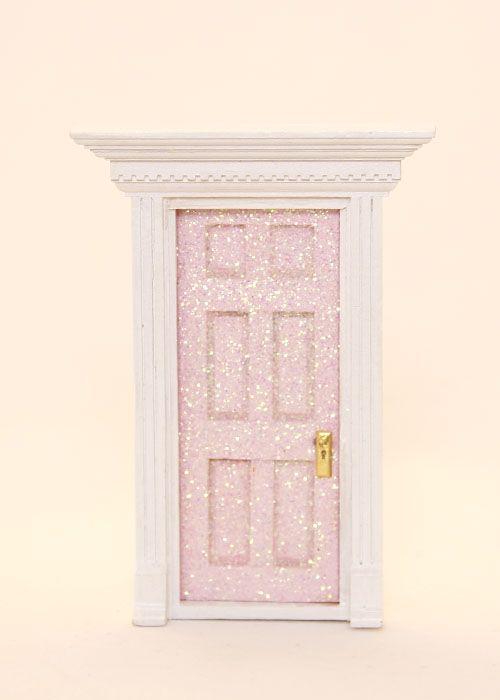 Tiny Tooth Fairy Door | Wall Fairy Doors | Hattie Sweet | Pinterest ...