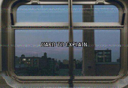Hard 2 explain