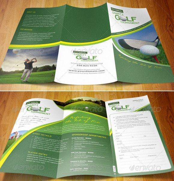 Albert Gallatin Education Foundation Golf Scramble Brochure