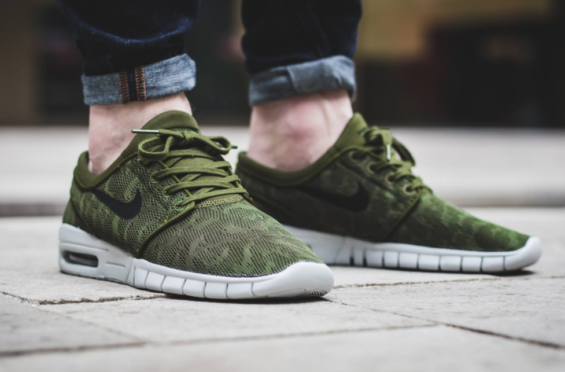 The Nike SB Stefan Janoski Max Returns In Legion Green  4aa31cce3bbb1