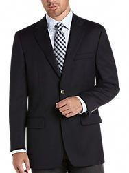 eaff3c7c Joseph Abboud Blue Postman Slim Fit Blazer - Men's Blazers | Men's Wearhouse  #MensFashionEdgy