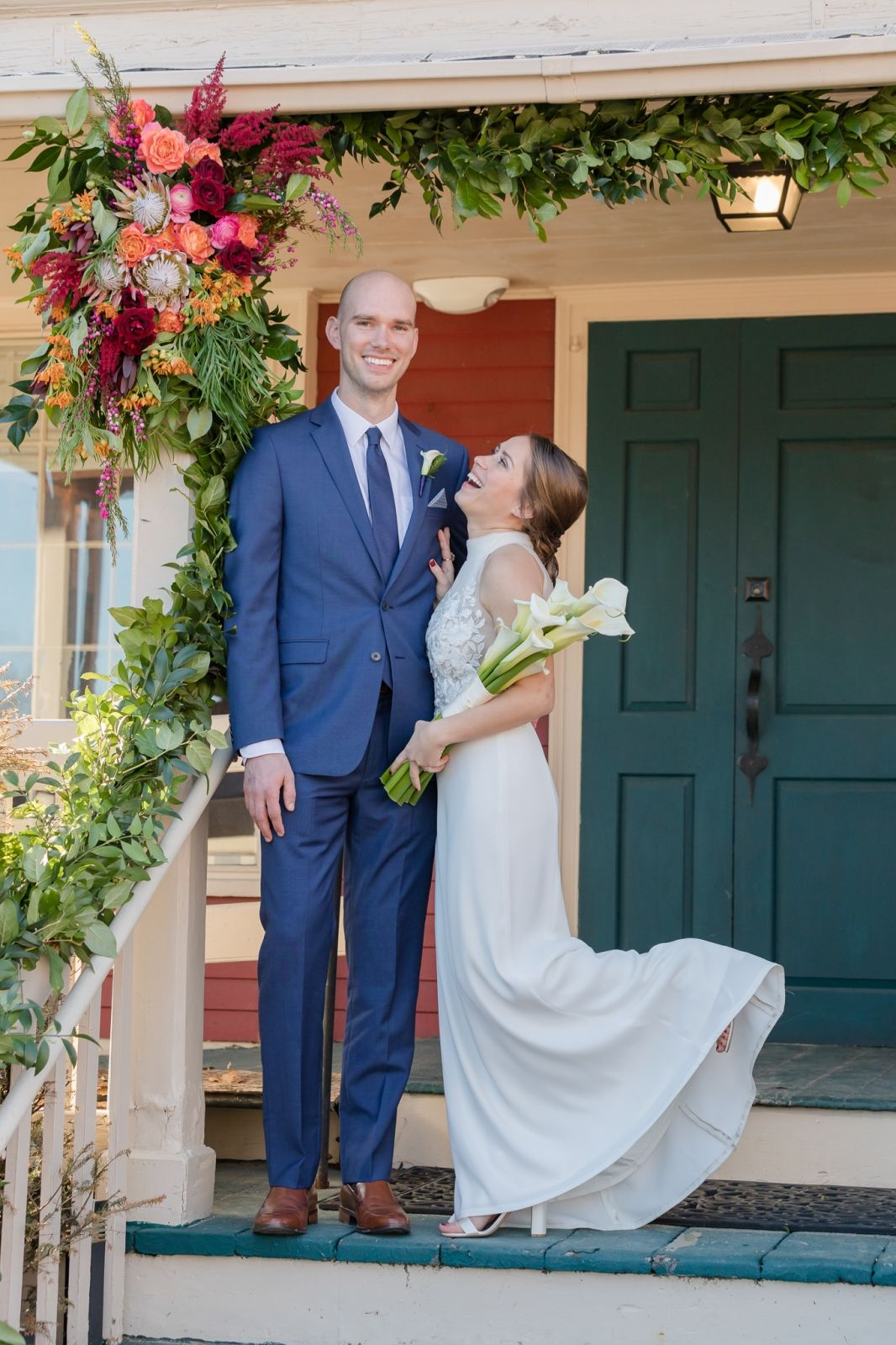 How To Have An Intimate Portsmouth Nh Mombo Wedding Wedding