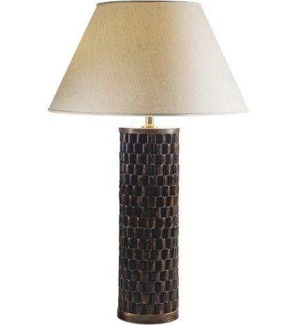Dowel lamp baker thomas pheasant lighting and accessories