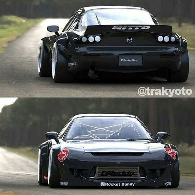 Rx7, Cars And Jdm