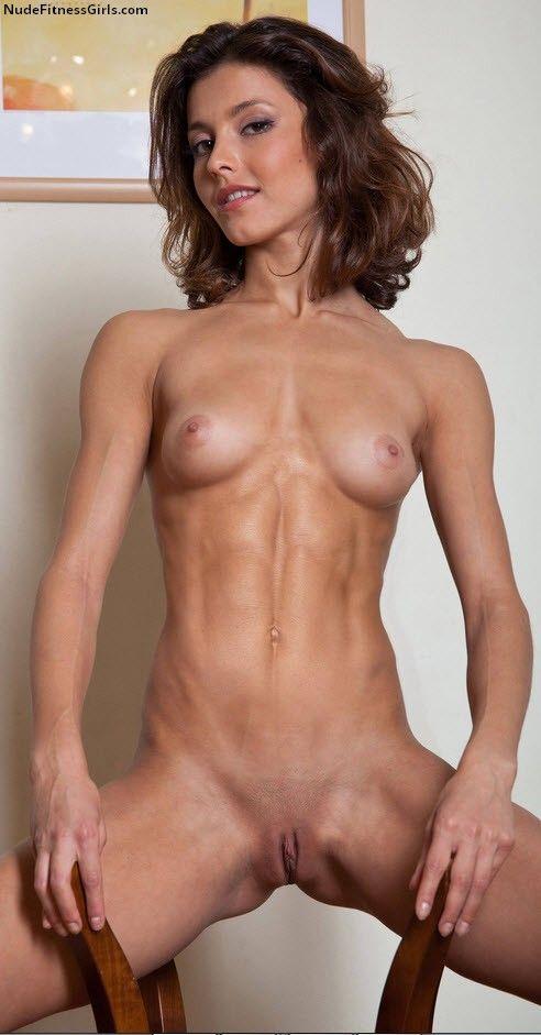 michelle lin bodybuilder nude