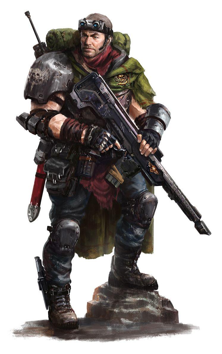 Gol Kolea / Warhammer 40 000 / Imperial Guard | Imperial ...
