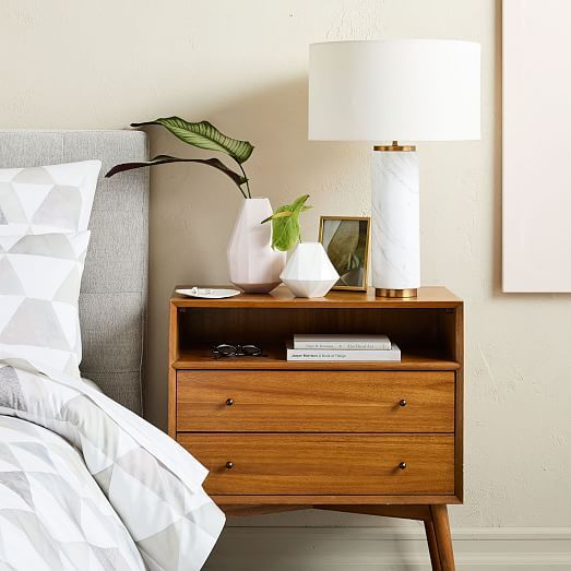 Daily Find Wood Nightstand Dresser As Nightstand Mid