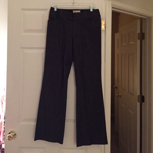 Banana Republic Dress Pants These dress pants are Noot cut and sit just above the waist. Banana Republic Pants Boot Cut & Flare