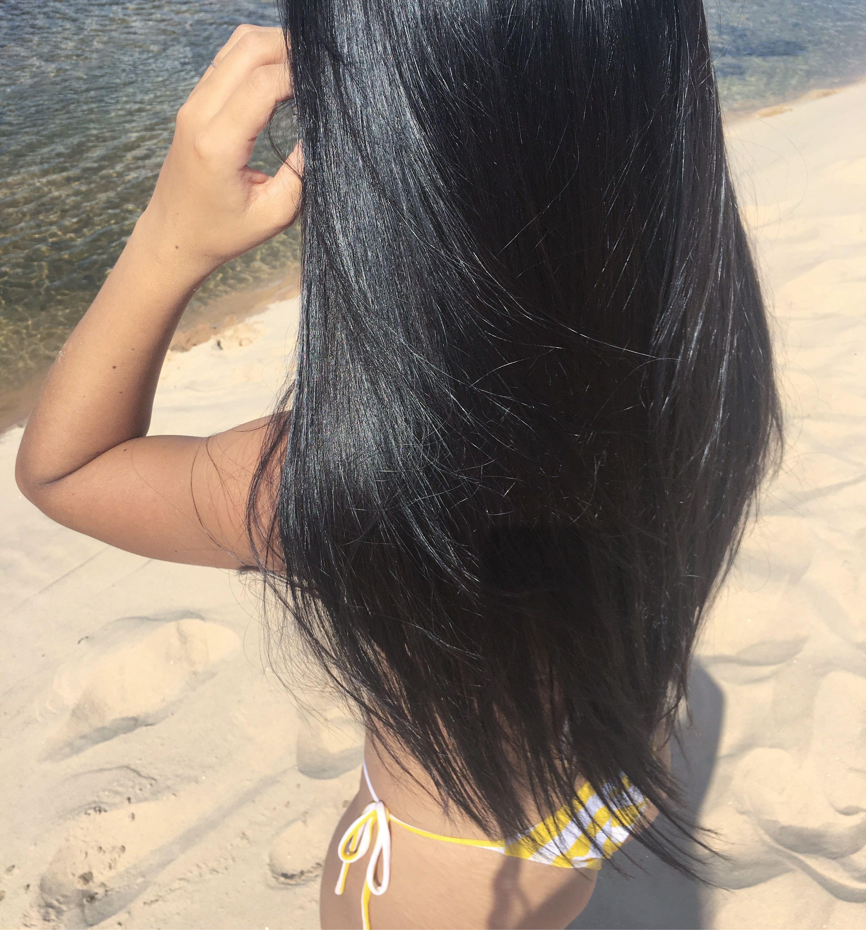 Девушка с черными волосами спиной картинки