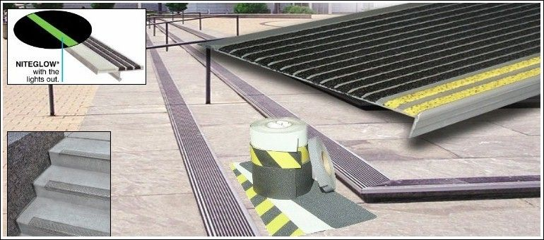 Anti Slip Safety Stair Nosings And Treads U0026 Non Slip Walkway Products  Including Coatings And Tape. We Help You Make Every Step A Safe One.
