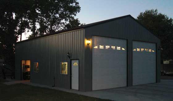 Metal Building Kit By Absolute Steel Texas Metal Garage