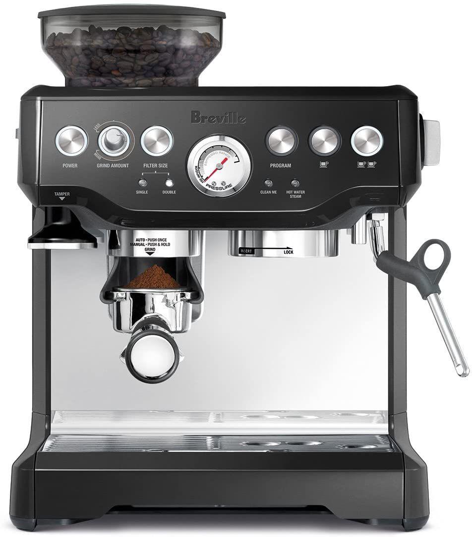 Breville Espresso Machine In 2020 Breville Espresso Home Coffee Stations Espresso