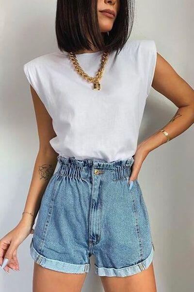 Short en jean pour femme | Tout ce qu'il faut savoir ! – Tattoo models