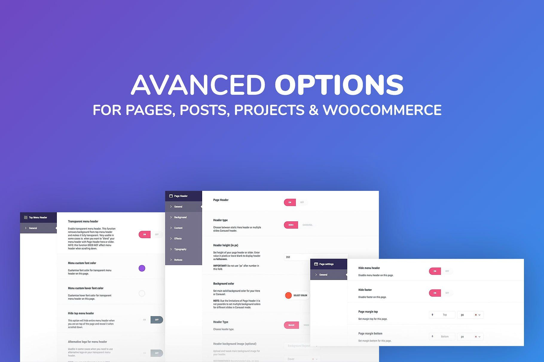 DNA Multipurpose Wordpress Theme (With images