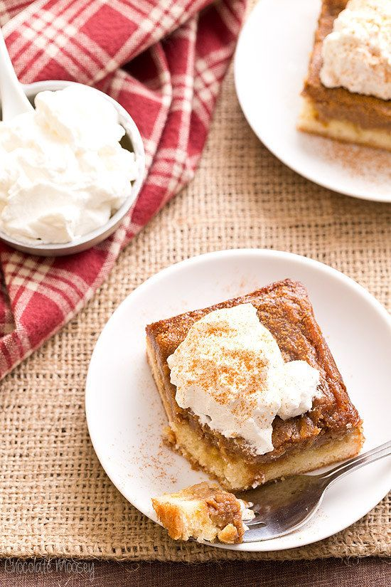 Apple Butter Gooey Butter Cake   Community Post: 31 Decadent Apple Desserts That Will Make You Swoon